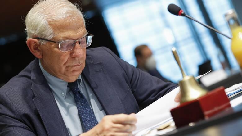 Μπορέλ: Η Λευκορωσία το πρώτο θέμα στην ατζέντα των ΥΠΕΞ της ΕΕ