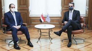 Μητσοτάκης: Δεν διαφαίνεται προοπτική οριστικής λύσης για τη Μέση Ανατολή