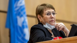 ΟΗΕ - Μισέλ Μπατσελέτ: «SOS» για τα ανθρώπινα δικαιώματα σε Ρωσία, Κίνα και διεθνώς