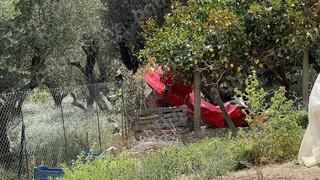 Αεροπορικό δυστύχημα στην Ηλεία: Αυτό ήταν το σχέδιο πτήσης - Συλλυπητήρια απο την ΥΠΑ