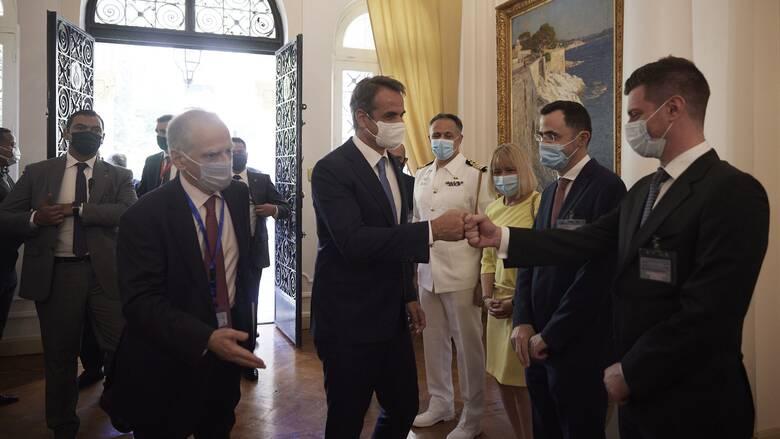 Μητσοτάκης από Κάιρο: Προτεραιότητα της κυβέρνησης τα ζητήματα της Ελληνικής Κοινότητας
