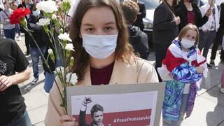 Κοινό μέτωπο ΕΕ, ΗΠΑ και Βρετανίας κατά της καταστολής Λουκασένκο στη Λευκορωσία
