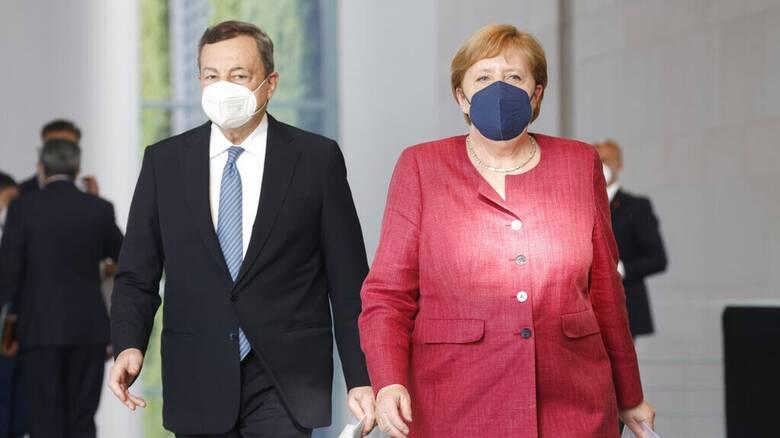 Σύνοδος Κορυφής ΕΕ: Το Βερολίνο ρίχνει γέφυρες στην Τουρκία με αιχμή το μεταναστευτικό