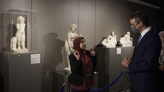 Επίσκεψη Μητσοτάκη στην Αίγυπτο: Τελευταίος σταθμός η ελληνική «καρδιά» της Αλεξάνδρειας