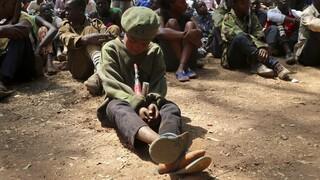 ΟΗΕ: Περισσότερα από 8.500 τα παιδιά-στρατιώτες ανά τον κόσμο το 2020