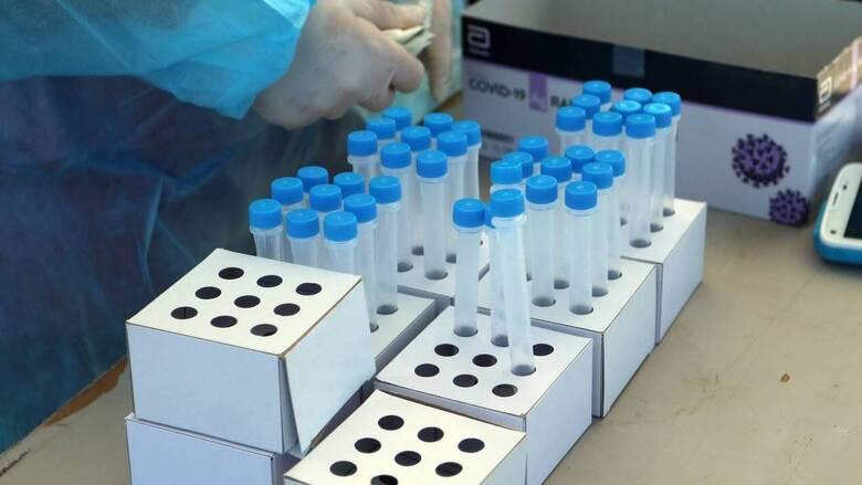Πανελλήνιες 2021: Πού γίνονται τα επαναληπτικά τεστ κορωνοϊού