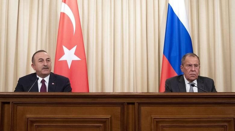 Θέμα τουρκικής συνεργασίας με την Ουκρανία θα θέσει ο Λαβρόφ στον Τσαβούσογλου