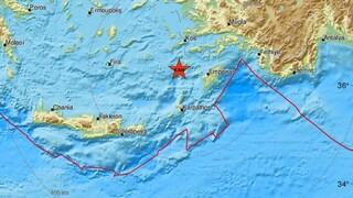 Σεισμός 5,7 Ρίχτερ κοντά σε Τήλο και Νίσυρο - Αισθητός στα Δωδεκάνησα (pics)