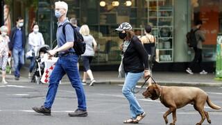 Κορωνοϊός - Σίδνεϊ: Παράταση μια εβδομάδας για την υποχρεωτική χρήση μάσκας