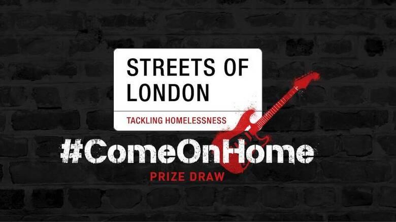 Πολ ΜακΚάρτνεϊ, Λίαμ Γκάλαχερ: Συμμετέχουν σε εκστρατεία ενίσχυσης των αστέγων του Λονδινου