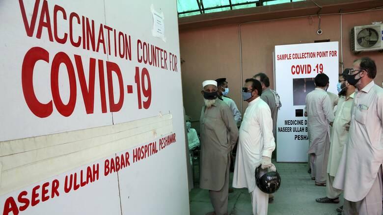 Εμβόλιο κορωνοϊός: Συμφωνία Πακιστάν για παραλαβή 13 εκατ. δόσεων της Pfizer