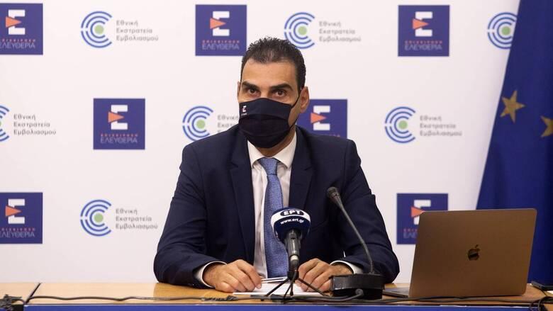Μ. Θεμιστοκλέους στο CNN Greece: Είμαστε πολύ κοντά στον στόχο ανοσίας