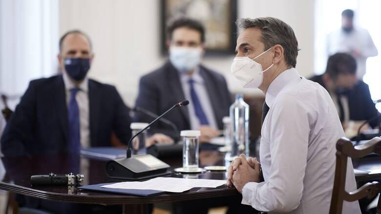 Υπουργικό Συμβούλιο: Στις 11:00 την Τετάρτη υπό τον Μητσοτάκη - Τα θέματα της συνεδρίασης