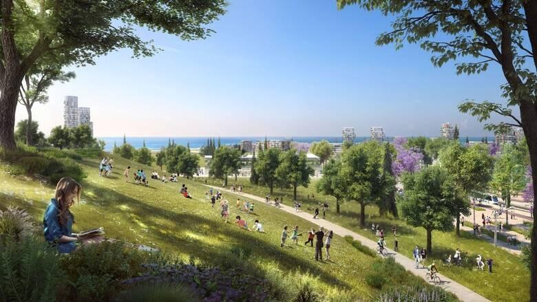 Lamda Development: Συνεργασία με τη Fourlis για την ανάπτυξη Retail Park εντός του Ελληνικού