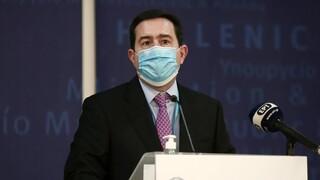 Μηταράκης: Η ΕΕ οφείλει να βρει τρόπους να προστατεύσει τα κοινά σύνορά μας