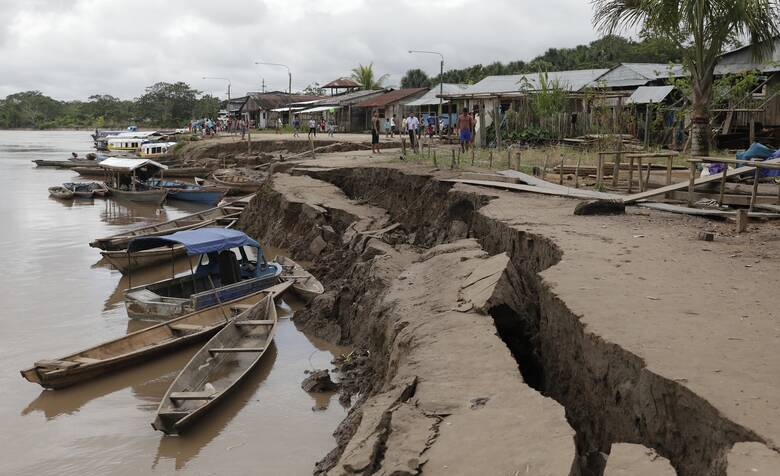 Περού: Σεισμός 6 βαθμών ταρακούνησε τη Λίμα