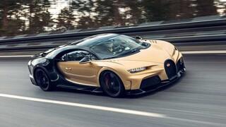 Αυτοκίνητο: Η Bugatti δοκιμάζει τη σπέσιαλ Chiron Super Sport στα 440 χλμ./ώρα