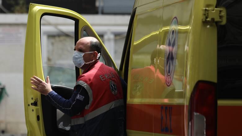 Τραγωδία στο Ηράκλειο: Νεκρός 80χρονος που έπεσε από το μπαλκόνι