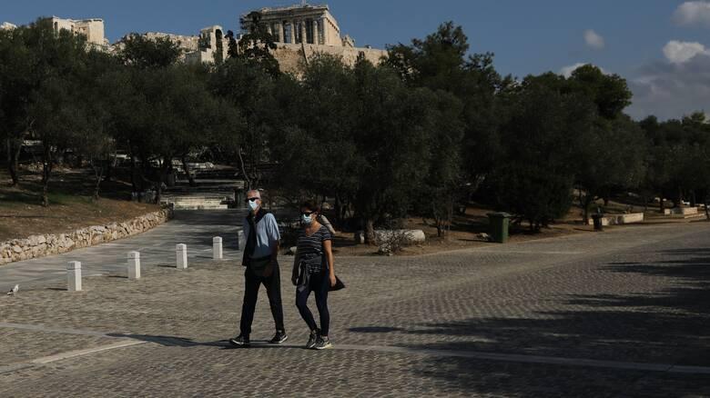 Λινού στο CNN Greece: Νωρίς να βγάλουμε τις μάσκες - Είμαστε ακόμα πίσω στους εμβολιασμούς