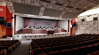 KKE: Ανακαίνιση του Περισσού εν όψει του 21ου Συνεδρίου με.. πολιτικό συμβολισμό