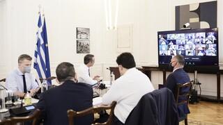 Τους πέντε βασικούς στόχους του νέου Μεσοπρόθεσμου παρουσίασε ο Χρ. Σταϊκούρας στο Υπουργικό