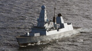 Βρετανία: Δεν υπήρξε «θερμό επεισόδιο» με τους Ρώσους στη Μαύρη Θάλασσα