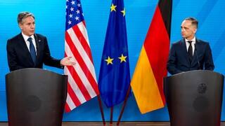 Μπλίνκεν στο Βερολίνο: Ρωσικό γεωπολιτικό σχέδιο και απειλή ο Nord Stream 2