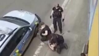 Τσεχία: Διεθνείς παρεμβάσεις για παρόμοιο περιστατικό με τη δολοφονία Φλόιντ