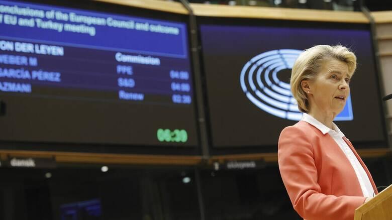 Σύνοδος Κορυφής ΕΕ: Προς νέα χρηματοδότηση 3,5 δισ. ευρώ στην Τουρκία για το μεταναστευτικό