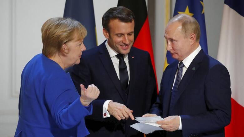 Μετά τον Μπάιντεν η ΕΕ: Σύνοδο Κορυφής με τον Πούτιν προτείνουν Μέρκελ και Μακρόν
