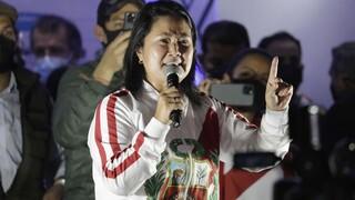 Περού: Νοθεία στις προεδρικές εκλογές καταγγέλλει η υποψήφια της λαϊκής δεξιάς