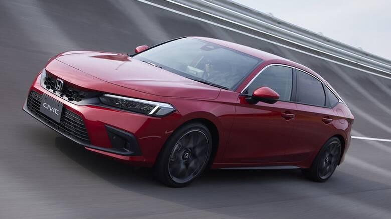 Αυτοκινητο: Παρουσιάστηκε το νέο πεντάθυρο Honda Civic