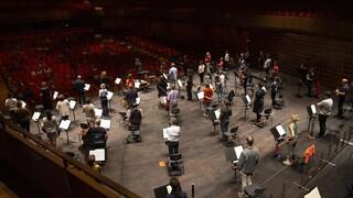 Κορωνοϊος: Αλλαγή στη διάταξη μουσικών και οργάνων στις ορχήστρες προτείνουν επιστήμονες