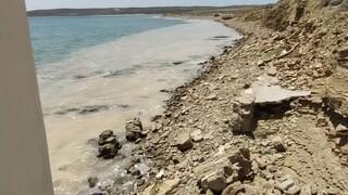 Ανησυχία στη Λήμνο: Γέμισαν φυτοπλαγκτόν οι ακτές - Ερευνάται σύνδεση με τη βλέννα του Μαρμαρά