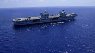 Βρετανία: Υποβαθμίζει το περιστατικό με τα προειδοποιητικά πυρά στη Μαύρη Θάλασσα