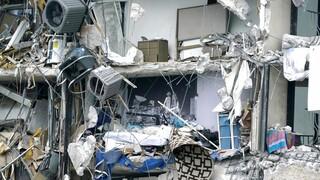 Τραγωδία στο Μαϊάμι: Τουλάχιστον ένας νεκρός και 51 αγνοούμενοι από κατάρρευση δωδεκαώροφου κτηρίου