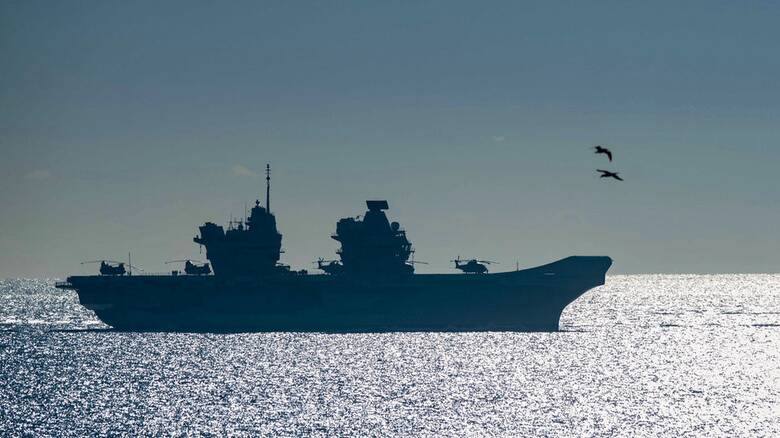 Μαύρη Θάλασσα: Η Ρωσία προειδοποιεί τη Βρετανία ότι θα βομβαρδίσει πλοία την επόμενη φορά