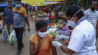 Κορωνοϊός - Ινδία: Βασανιστική η κάμψη των επιδημιολογικών δεικτών - Πάνω από 1.300 νέοι νεκροί