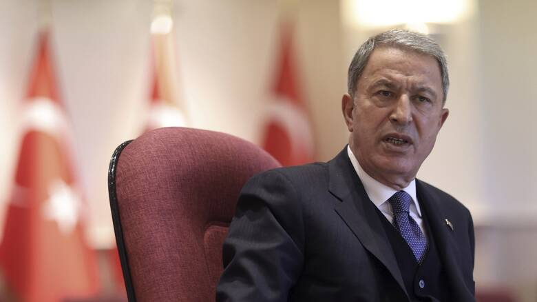 Πρόκληση Ακάρ: Μάταιο να εξοπλίζεται η Ελλάδα – Νέες δηλώσεις περί «Γαλάζιας Πατρίδας»