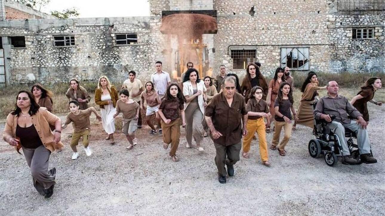 «Ελεύθεροι Πολιορκημένοι» με τους κατοίκους της Ελευσίνας για την Πολιτιστική Πρωτεύουσα 2023
