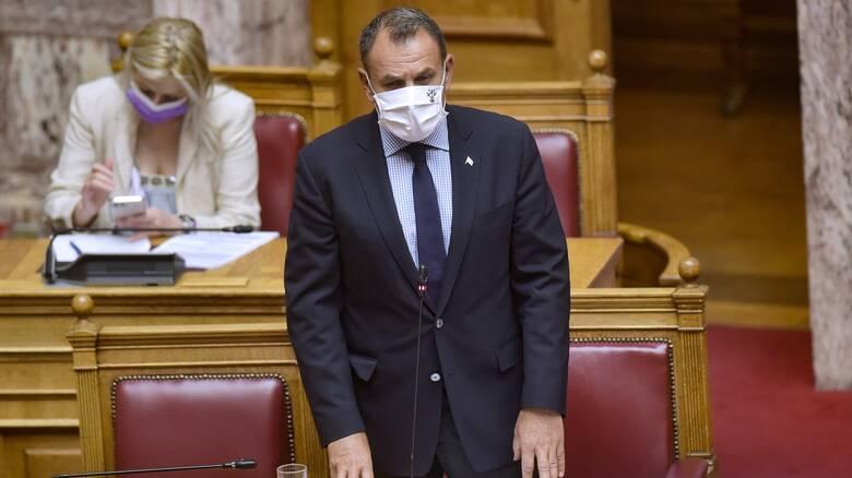 Παναγιώτοπουλος: Στο τελικό στάδιο η επιλογή των φρεγατών του Πολεμικού Ναυτικού