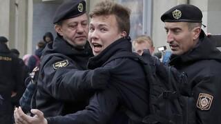 Λευκορωσία: Σε κατ'οίκον περιορισμό ο Προτάσεβιτς και η σύντροφός του