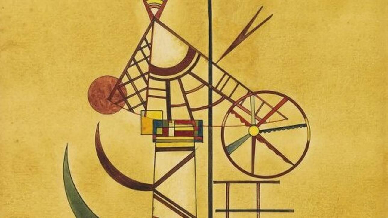 Πίνακας του Καντίνσκι πωλήθηκε σε δημοπρασία σε τιμή ρεκόρ 1,33 εκατ. ευρώ
