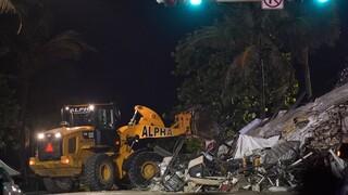 Τραγωδία στο Μαϊάμι: Στους τέσσερις οι νεκροί, 159 οι αγνοούμενοι από την κατάρρευση του κτιρίου