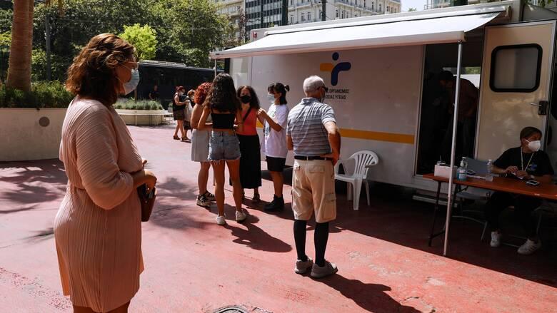 Κορωνοϊός: Σε ποια σημεία θα γίνονται δωρεάν rapid test την Παρασκευή (26/06)