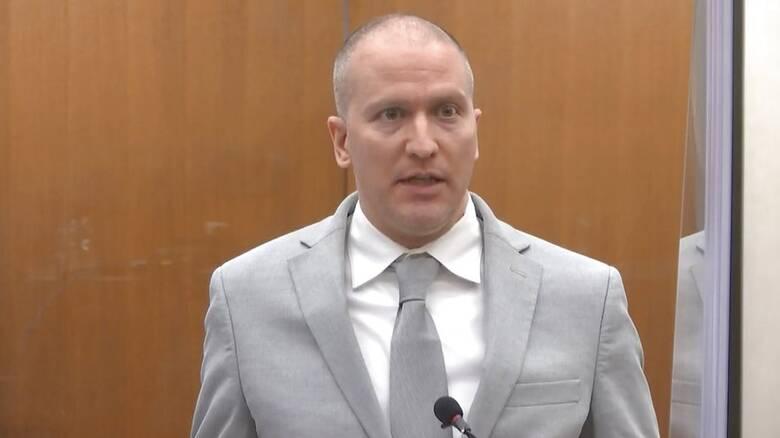 Τζορτζ Φλόιντ: Σε κάθειρξη 22,5 ετών καταδικάστηκε ο Ντέρεκ Σόβιν