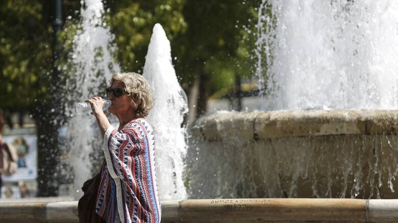 Σήμερα η πιο δύσκολη μέρα του καύσωνα - Γιατί είναι ανησυχητικές οι πρώιμες ζέστες