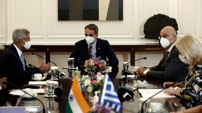 Μητσοτάκης: Η Ελλάδα φυσικό σημείο εισόδου για τις ινδικές επιχειρήσεις στην αγορά της ΕΕ