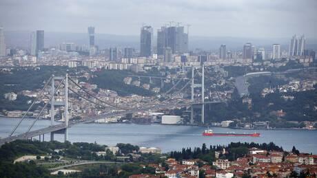 Ερντογάν: Έστησε μεγαλειώδη φιέστα για τη Διώρυγα της Κωνσταντινούπολης