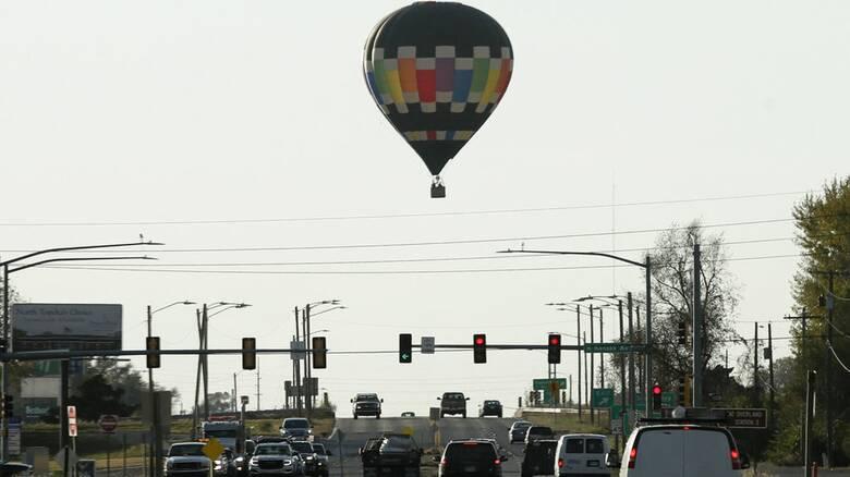 ΗΠΑ: Τέσσερις νεκροί από συντριβή αερόστατου